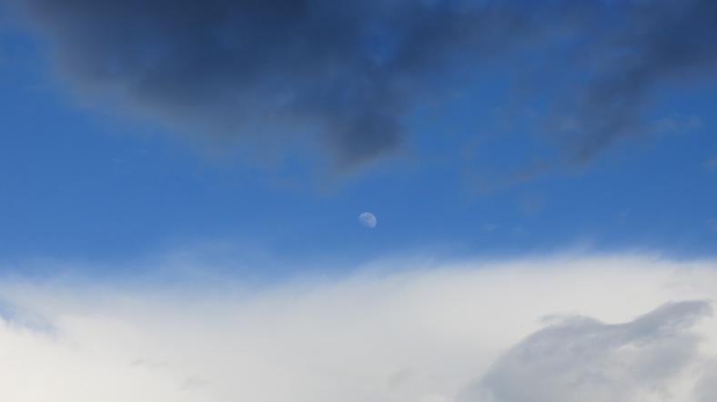 Dormir la lune