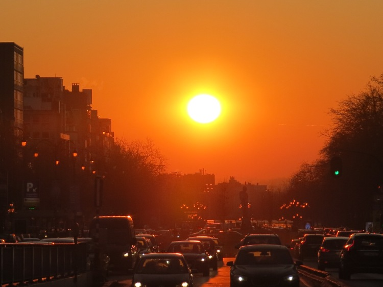 Sunset Avenue