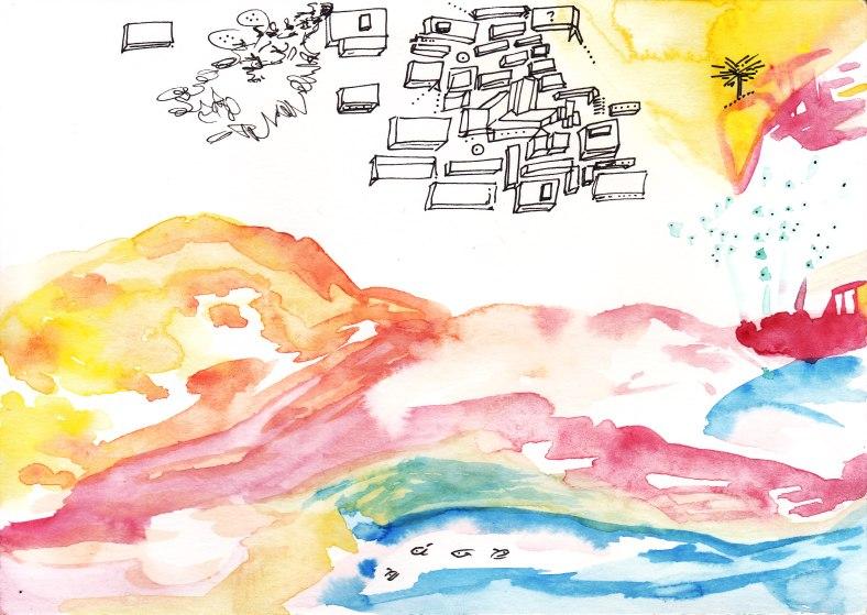 dreamers's dream labyrinth 1